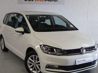 brugt VW Touran 1.6TDI Business Edition 85kW
