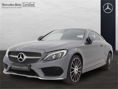 usado Mercedes C250 d AMG Line Coupe