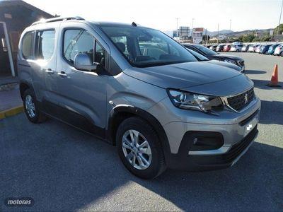usado Peugeot Rifter Allure Standard BlueHDi 73kW
