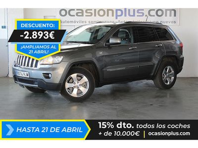 used Jeep Grand Cherokee 3.0 CRD Limited 177kW (241CV)
