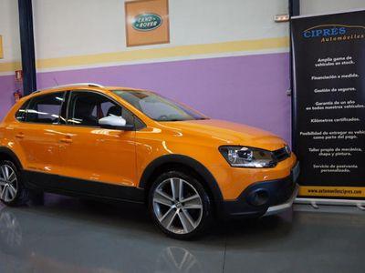 begagnad VW Polo Cross 1.2 TSI