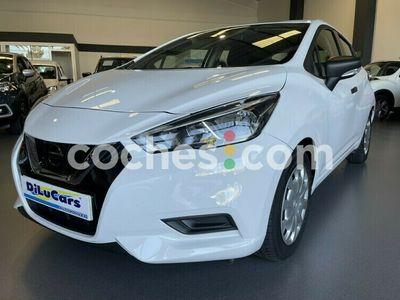 usado Nissan Micra 1.0 G Acenta 70 70 cv en Palmas, Las