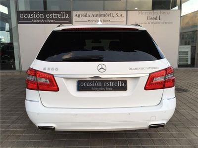 usado Mercedes E300 Estate BT Hybrid Avantgarde