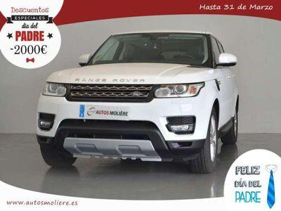 usado Land Rover Range Rover Sport Automático |Suspensión Hidráulica| 3.0 TDV6 -258CV