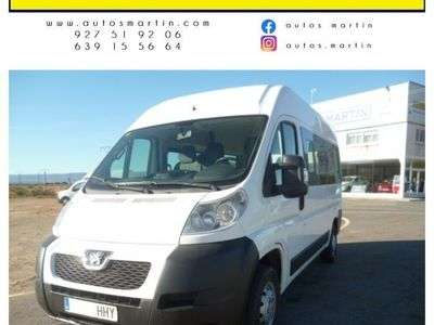 usado Peugeot Boxer Furgón 2.2HDI 333 L2H2 130