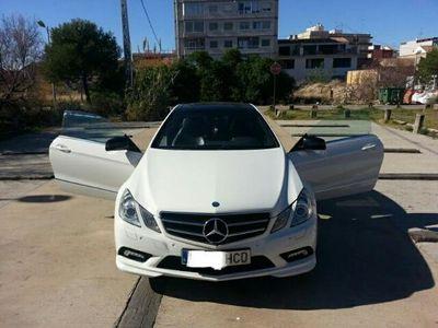 usado Mercedes E350 Coupé CDI BE 7G Plus