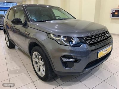 used Land Rover Discovery 2.0L TD4 110kW 150CV 4x4 HSE
