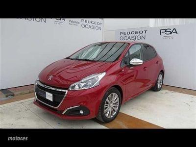 usado Peugeot 208 5P ALLURE 1.2L PureTech 60KW 82CV