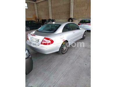 usado Mercedes CLK270 Clase ClkCdi 170 cv en Pontevedra