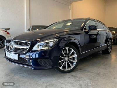 usado Mercedes CLS350 CLSBlueTEC 4MATIC