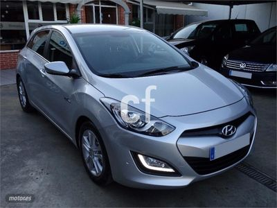 usado Hyundai i30 1.6 CRDi 110cv Tecno Sky Nav