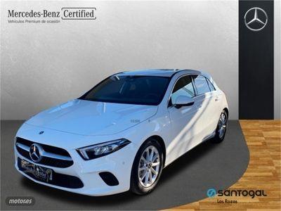 brugt Mercedes A180 Clase Ad
