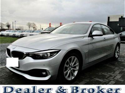 usado BMW 420 Gran Coupé CUERO A BAJO COSTE CON DTO CASHBACK