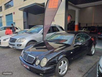 usado Mercedes CLK320 Clase CLKAVANTGARDE