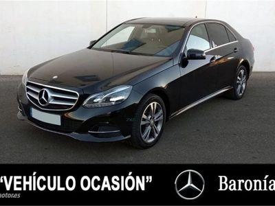 brugt Mercedes E250 Clase EBlueTEC 4MATIC Avantgarde Plus
