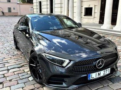 usado Mercedes CLS450 ClaseEQ Boost 4Matic Aut.