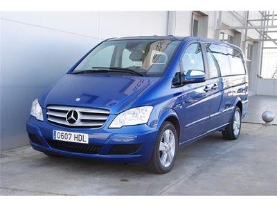 usado Mercedes Viano 3.0 CDI Trend Largo 224CV 7 PLAZAS
