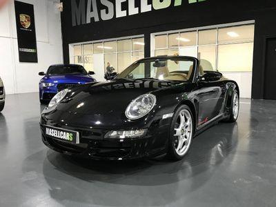 usado Porsche 911 Carrera 4S Cabriolet 355cv 997