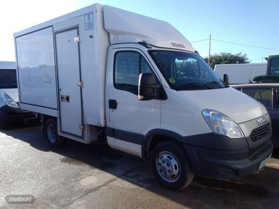 usado Iveco Daily Daily35C11 CAJA ISOTERMO.