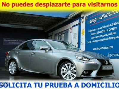 usado Lexus IS300h Executive Tecno Navibox