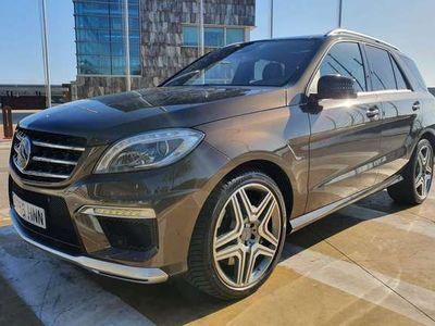 usado Mercedes ML63 AMG Clase MAMG 4M Aut.