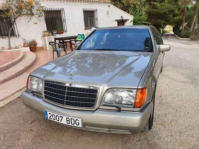 usado Mercedes S600 600SEL