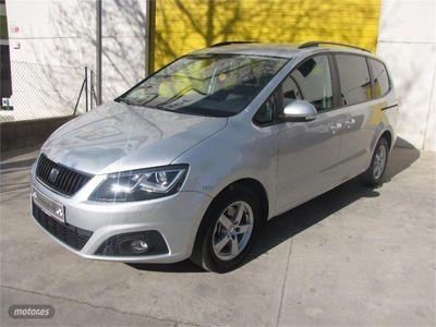 usado Seat Alhambra 2.0 TDI 140 CV Ecomotive Style DSG