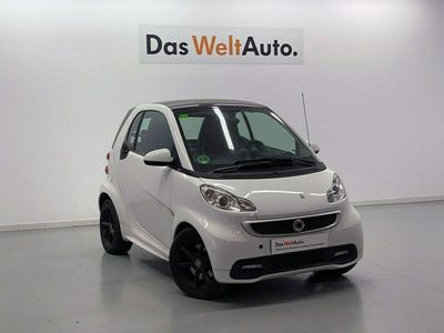 usado Smart ForTwo Coupé 52 mhd Funatic Edition N15 Aut.