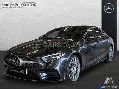 usado Mercedes 450 Clase CLS 3.04MATIC 367 4P