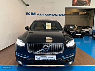 usado Volvo XC90 2.0 D5 AWD Inscription Auto