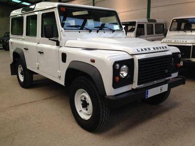 brugt Land Rover Defender 2.4 D 110 SW E 122CV