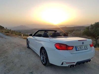 usado BMW 420 Serie 4 F33 Cabrio Diesel Cabrio Sport