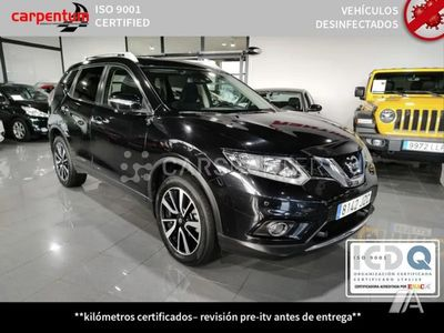 usado Nissan X-Trail 2.0 Dci N-connecta 4x4-i 177 cv en Lugo