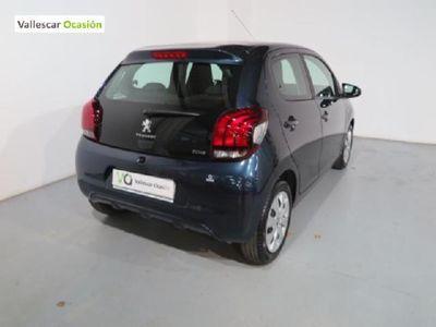 usado Peugeot 108 ACTIVE 1.2 PURETECH 82 CV 5P