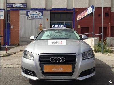 usado Audi A3 2.0 TDI 140cv DPF Attraction