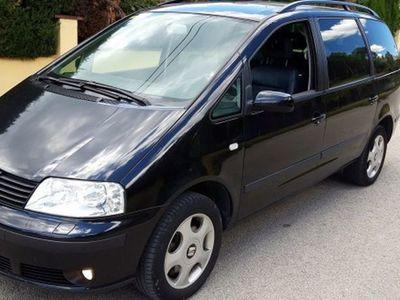 usado Seat Alhambra 2.8 V6 24v 4 Sport