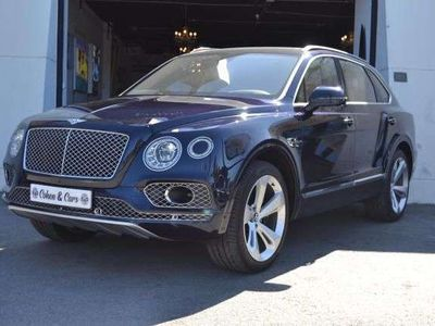 usado Bentley Bentayga 6.0 W12 BiTurbo 608cv * Nacional *