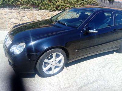 usado Mercedes C180 Sportcoupé K Classic Aut.