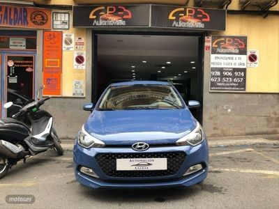 usado Hyundai i20 1.4 MPI Style