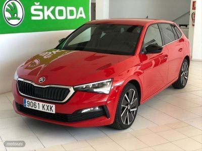usado Skoda Scala 1.5 TSI 110KW 150CV DSG First Edition