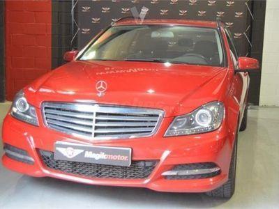 usado Mercedes C220 Clase CCdi Estate 5p. -13