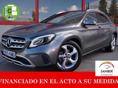 usado Mercedes GLA200 d 136cv 7G-DCT