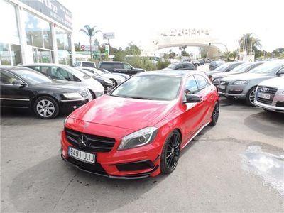 usado Mercedes A250 AMG*BRABUS*EDICION EXCLUSIVA*FULL EQUIPE*