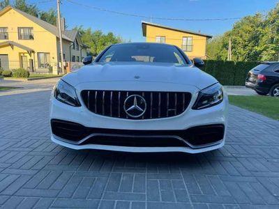 usado Mercedes C63S AMG C 63 AMG Mercedes BenzAMG 2020