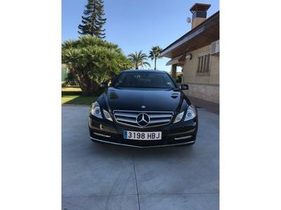 usado Mercedes E350 Coupé CDI BE 7G Plus