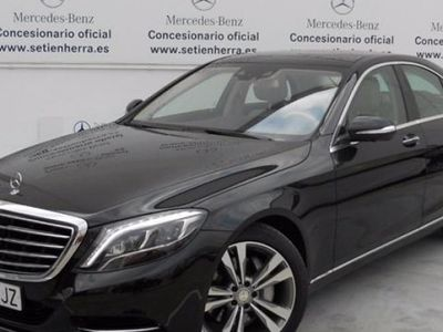 usado Mercedes S350 258CV año 2015 13500 KMs