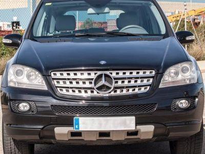 usado Mercedes ML320 Clase MCDI 4M -09