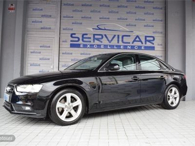 usado Audi A4 2.0 TDI 177cv Advanced edition