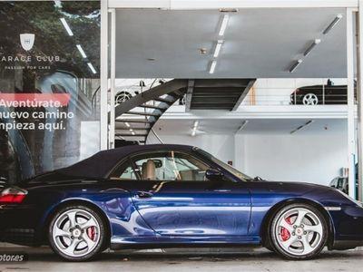 gebraucht Porsche 911 Carrera 4S Cabriolet 320cv 996