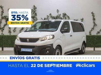 usado Peugeot Expert Combi 1.6 BlueHDi 85KW (115CV) Standard